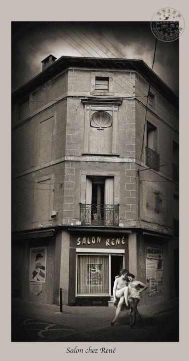 Salon chez René.