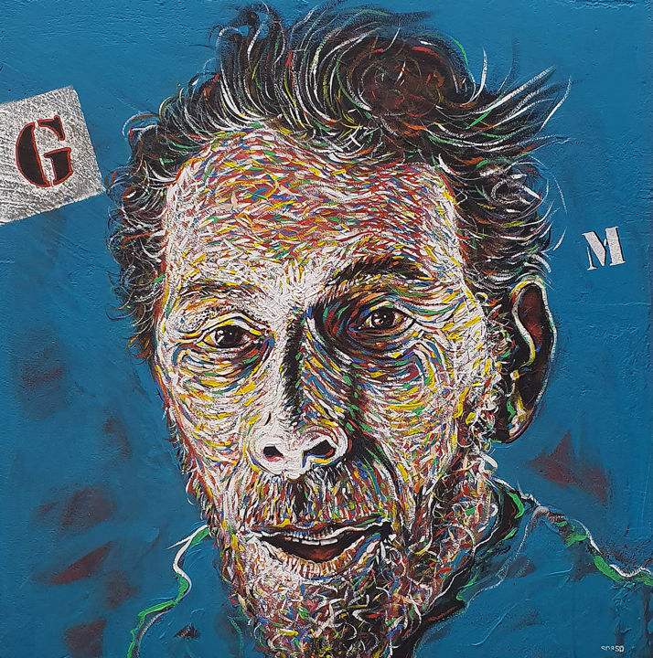 Portrait de Gilles Monteil