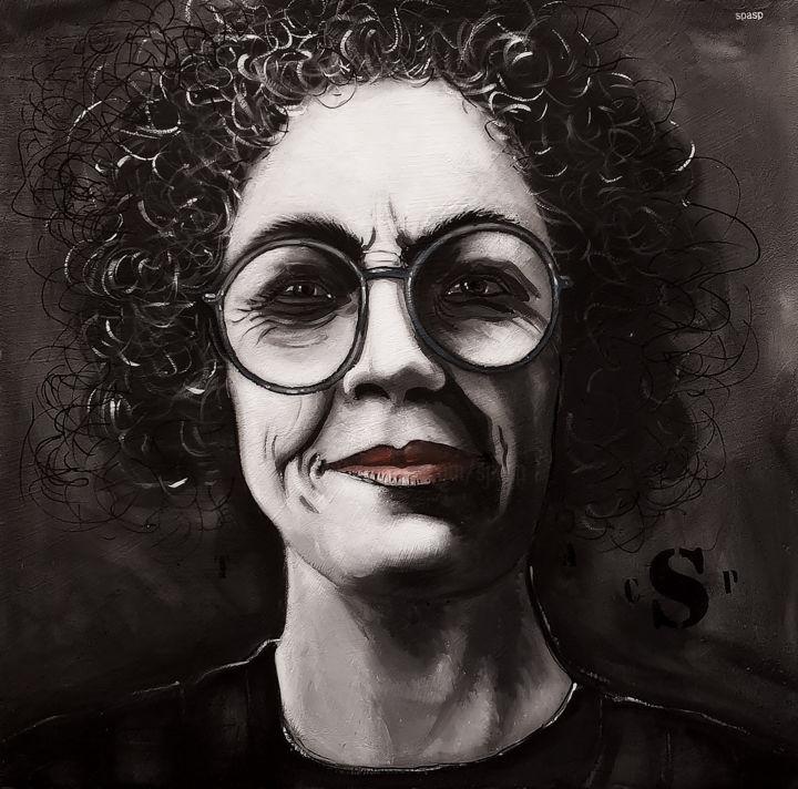Portrait de Samira
