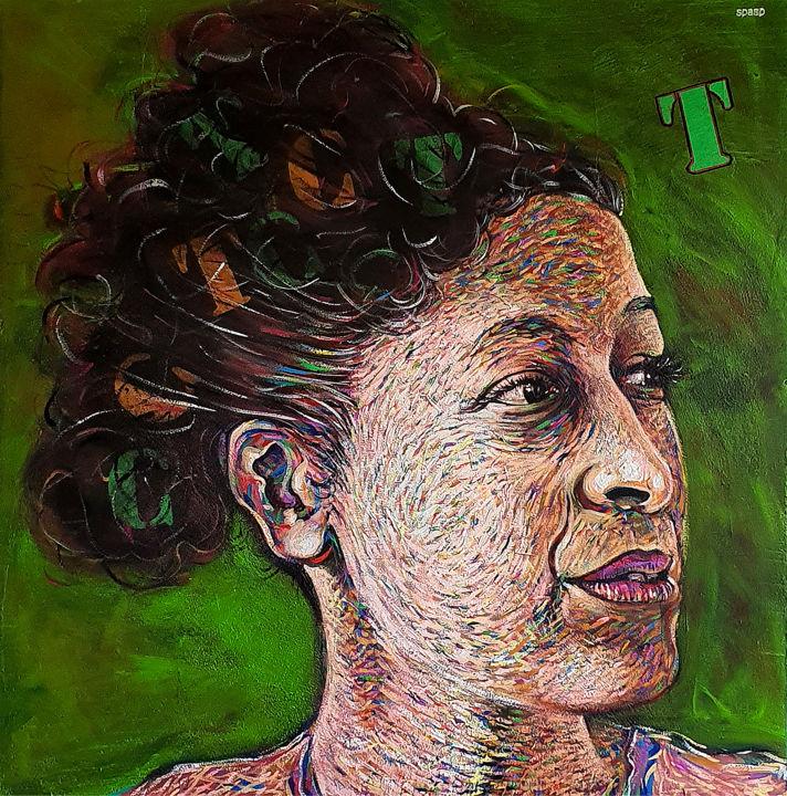 Portrait de Tatiana