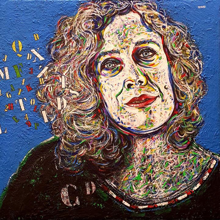 Portrait de Christine Thomas